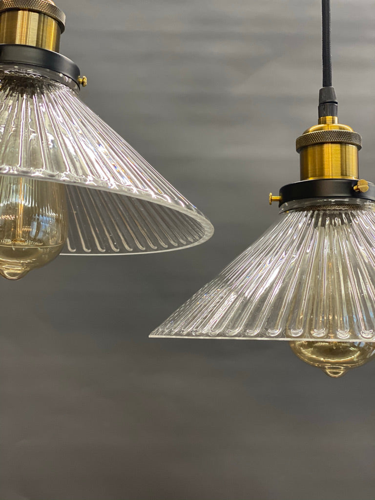 A Modern Industrial Inspired Ceiling Pendant Light