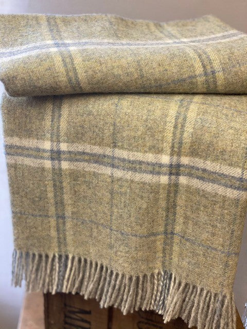 Luxury Wool Throw
