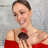 """Be Mine"" Muffin Topper 6 Stück"