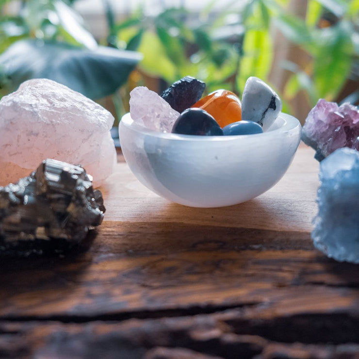 Crystal Energy Healing Session