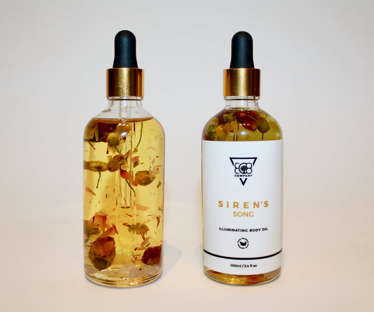 Siren's Song Illuminating Body Oil