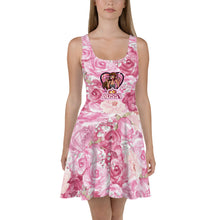 Load image into Gallery viewer, Bossy Skater Dress