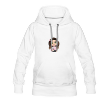 Load image into Gallery viewer, Claw Gang Bossy Hoodie - white