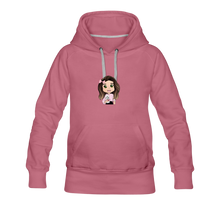 Load image into Gallery viewer, Claw Gang Bossy Hoodie - mauve