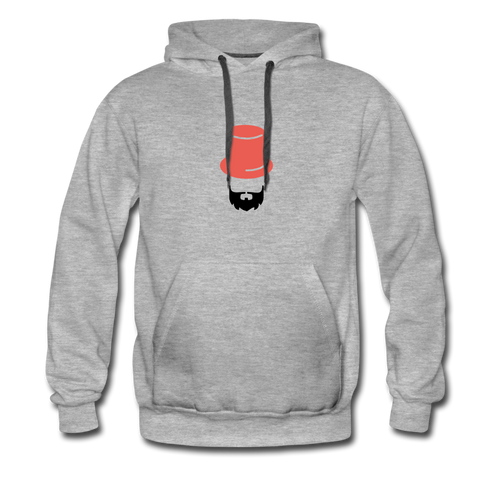 My Hatred Hoodie - heather gray