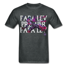 Load image into Gallery viewer, PapaLev Premier Player T-Shirt - deep heather