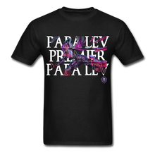 Load image into Gallery viewer, PapaLev Premier Player T-Shirt - black