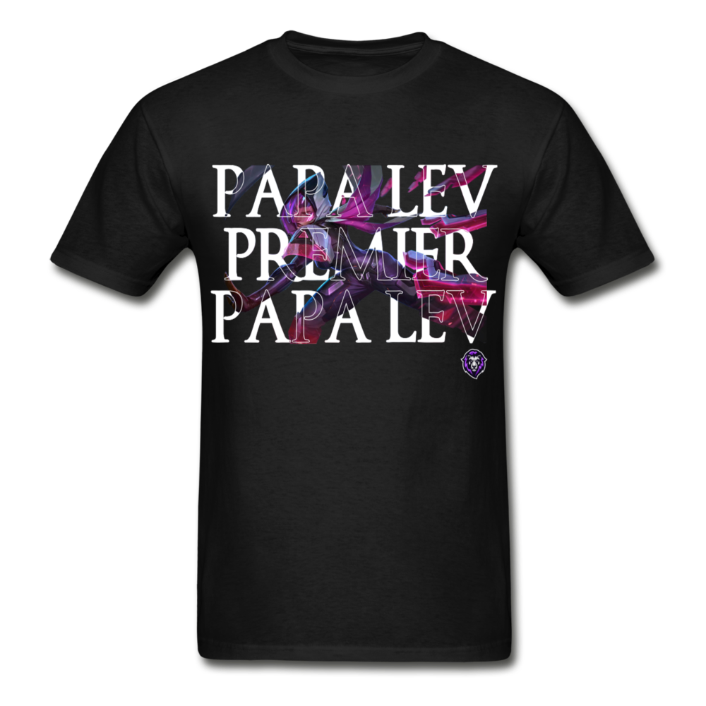 PapaLev Premier Player T-Shirt - black
