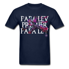 Load image into Gallery viewer, PapaLev Premier Player T-Shirt - navy