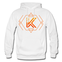Load image into Gallery viewer, Krispy Hoodie - white