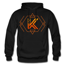 Load image into Gallery viewer, Krispy Hoodie - black