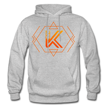 Load image into Gallery viewer, Krispy Hoodie - heather gray