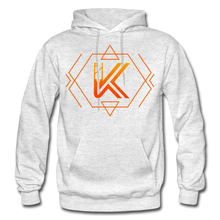 Load image into Gallery viewer, Krispy Hoodie - light heather gray