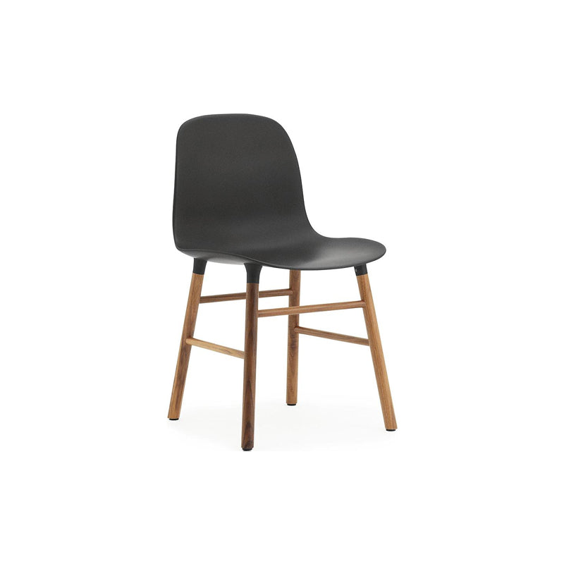 Form Chair Black
