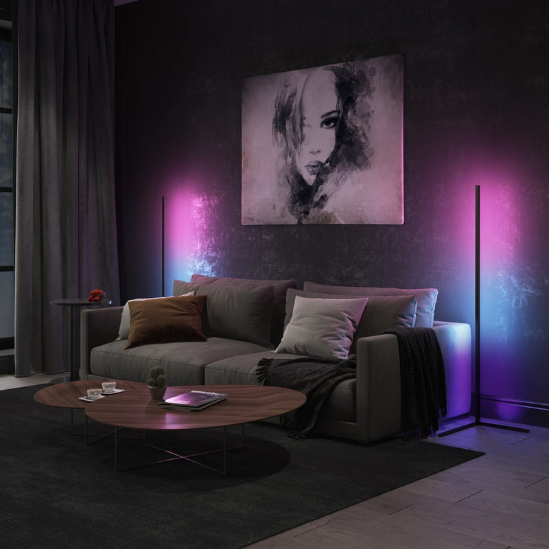 Ember and Field ™ LUX 90° FLOOR LAMP