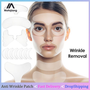 Silicone Wrinkle Patches
