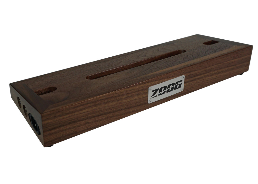 617 Walnut Pedalboard
