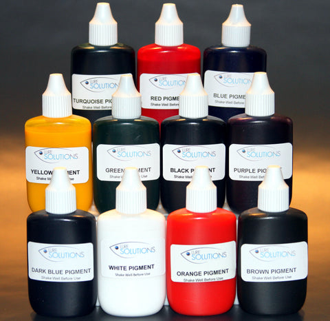Soft Plastic Colour Pigments