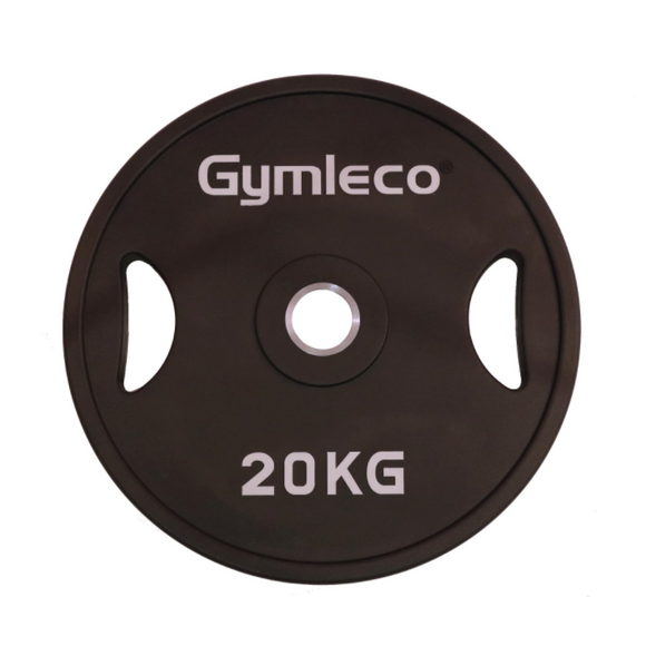 GYMLECO PU DUAL-GRIP WEIGHT PLATE (PER KG)