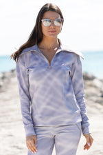 "Women's Morgan Zip Top ""Spotlight"""