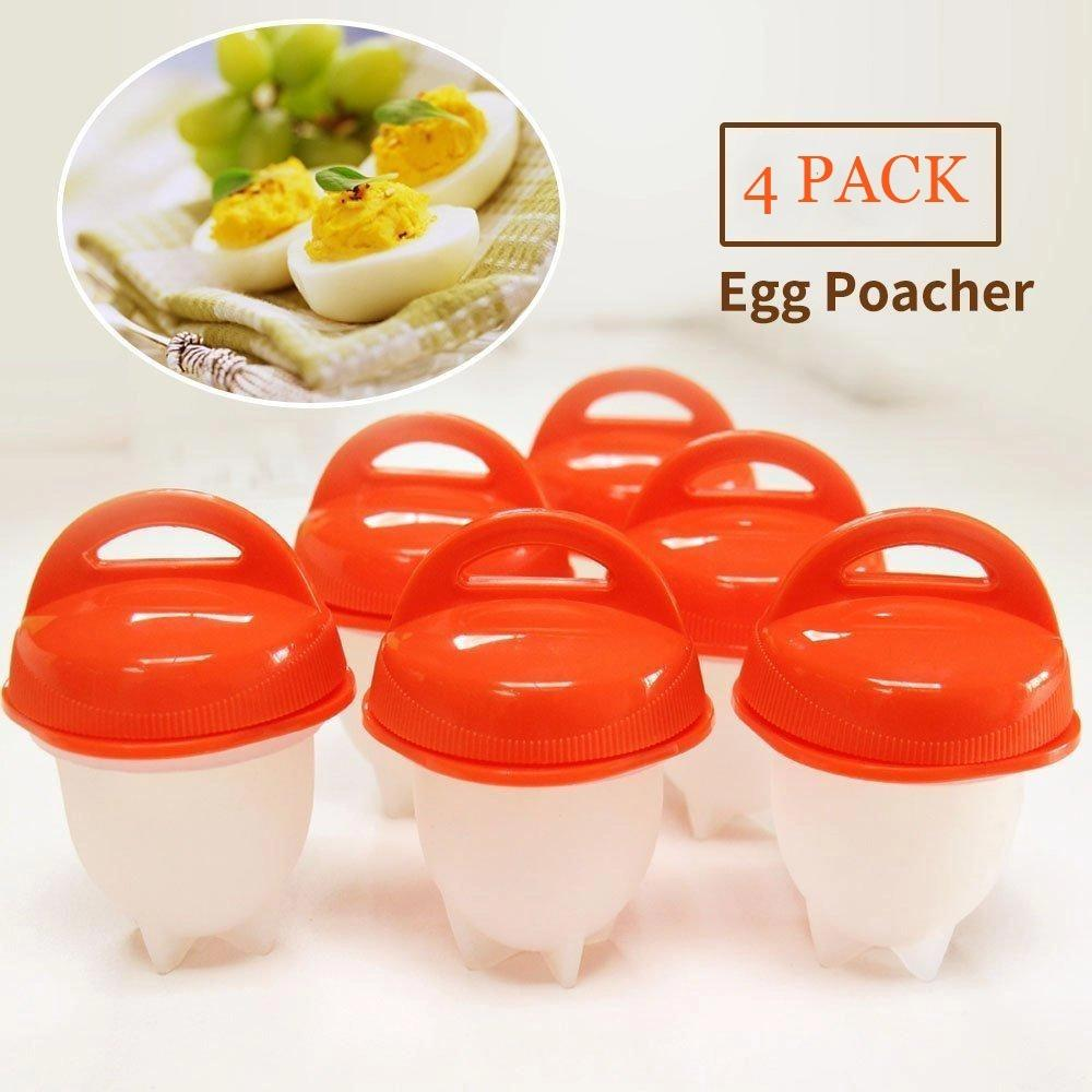 (Early Mother's Day Hot Sale-48% OFF)Silicone Egg Cooker Set(Buy 2 sets get 1 sets free now!))