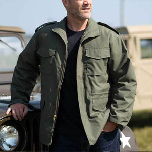 M-65 Field Jacket for the US Marine Corps【Buy 2 Free Shipping】