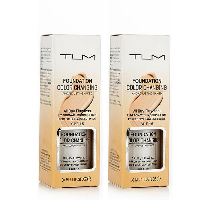 TLM™ -  PREMIUM COLOR CHANGING FOUNDATION