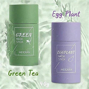 BUY 1 GET 1 FREE💖--Green Tea/Eggplant Purifying Clay Stick Mask