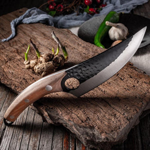 Skarde™️ Viking Forged Knife