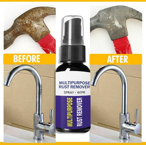 Shiny™ Rust Remover Spray-Buy More Get More Free