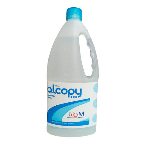Alcohol Antiséptico Alcopy 700 ml
