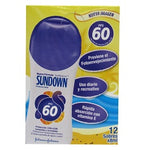 Bloqueador Sundown SPF 60 Display 12 Unidades