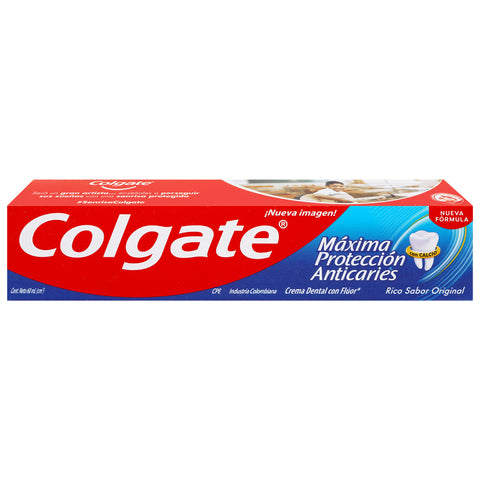 Crema Colgate Menta Anticaries 60 ml