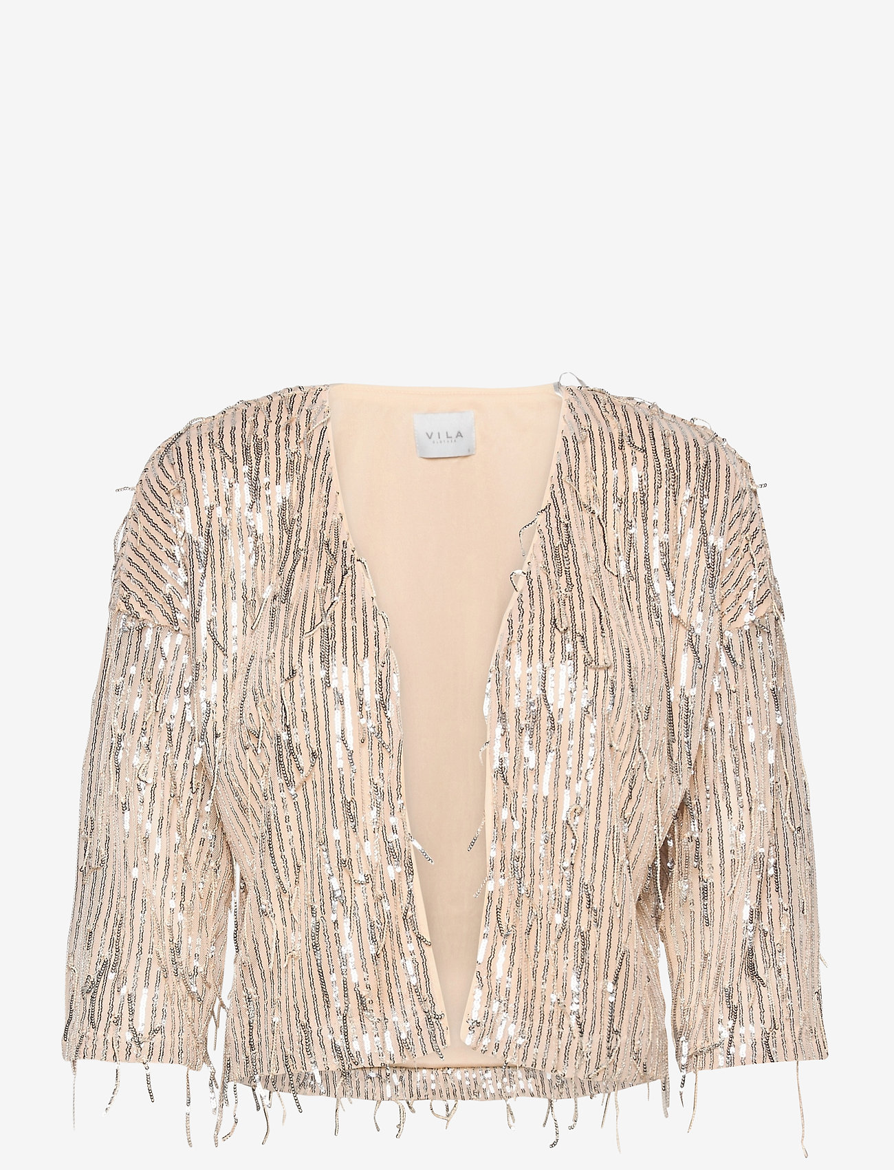 Vila Sequin Cover Up Gold