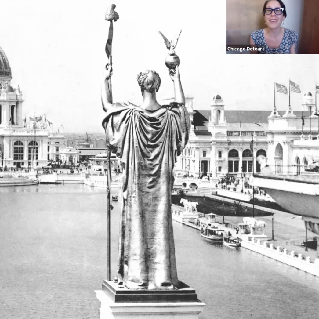 1893 world's fair chicago history video