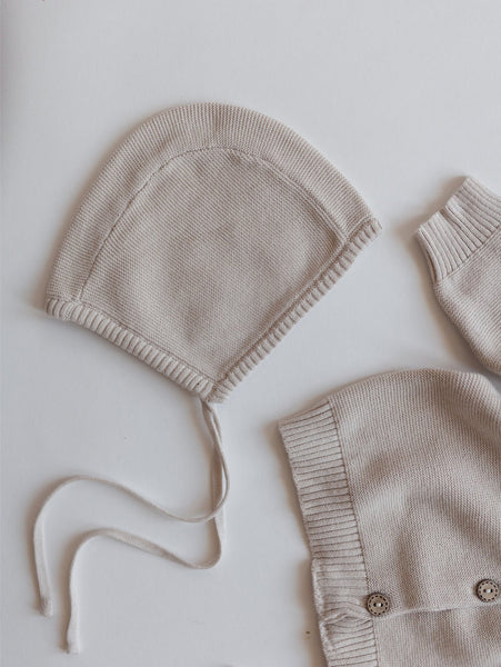 palm and milk family concept store usa San Francisco Kindly the label knit bonnet newborn palmandmilk colors