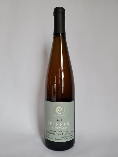 STANNERS 'CUIVRÉ' PINOT GRIS 2018