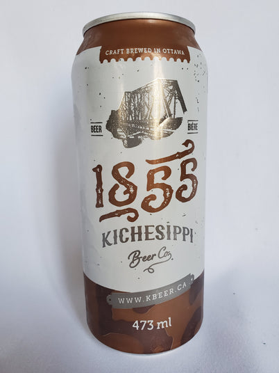 '1855' RED ALE  (can)