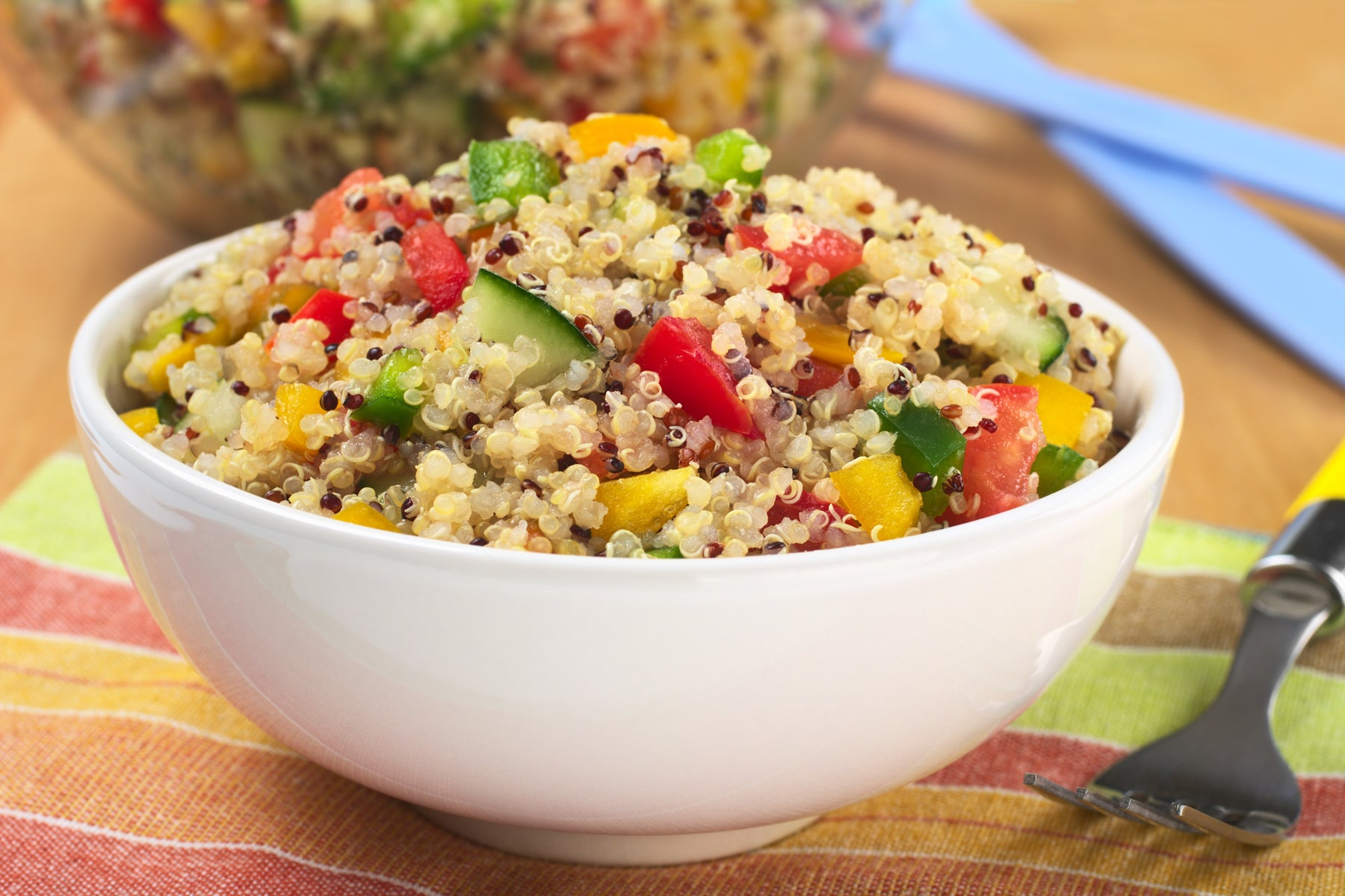 Herbed Quinoa with Vegetables