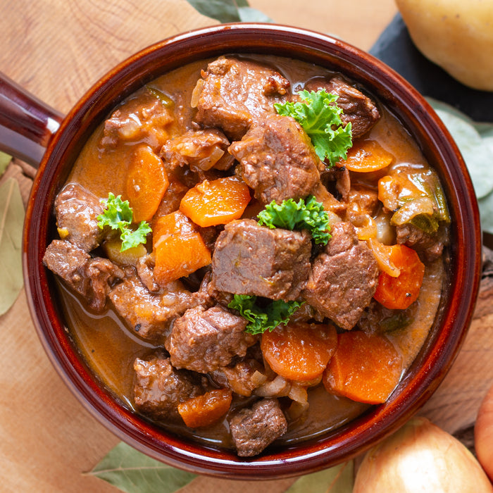 Our Favorite Lamb Stew