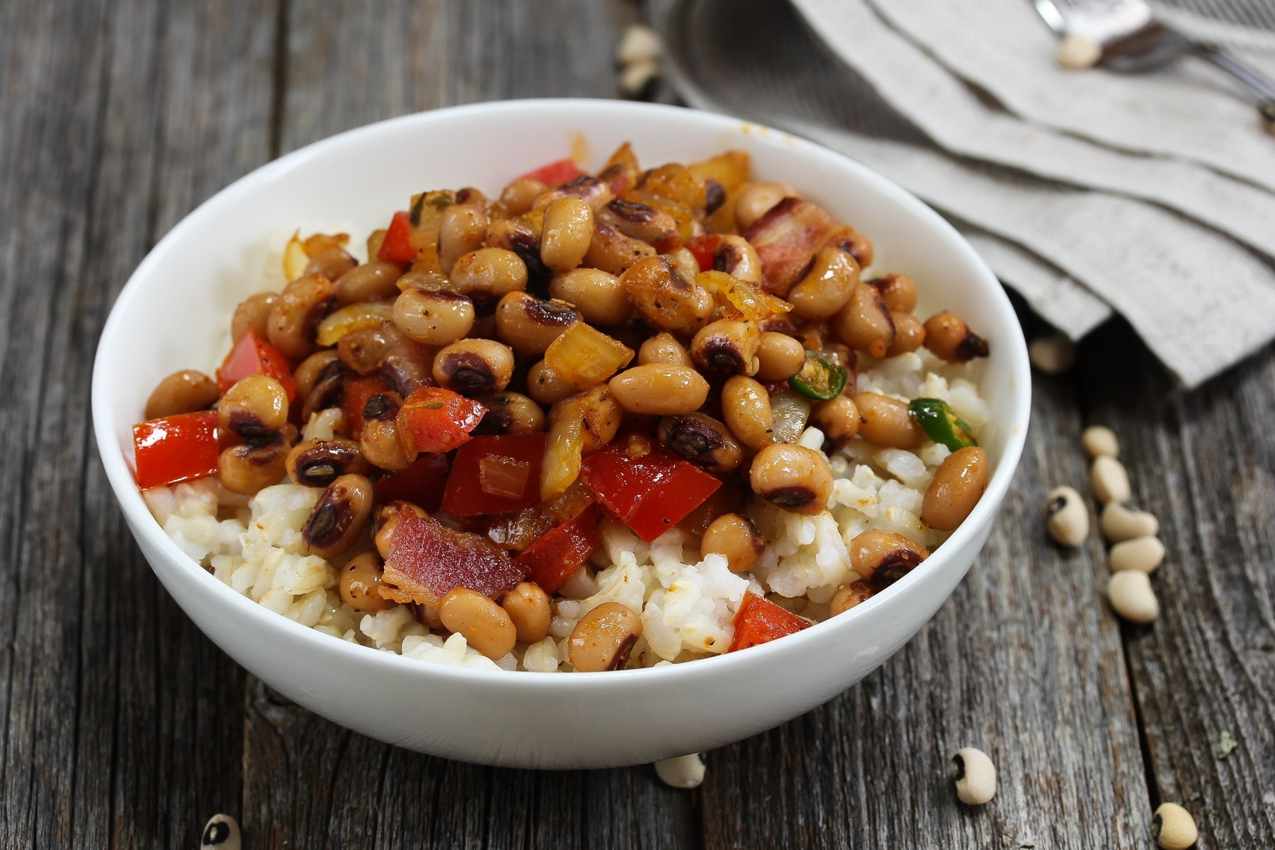 Our Hoppin' John