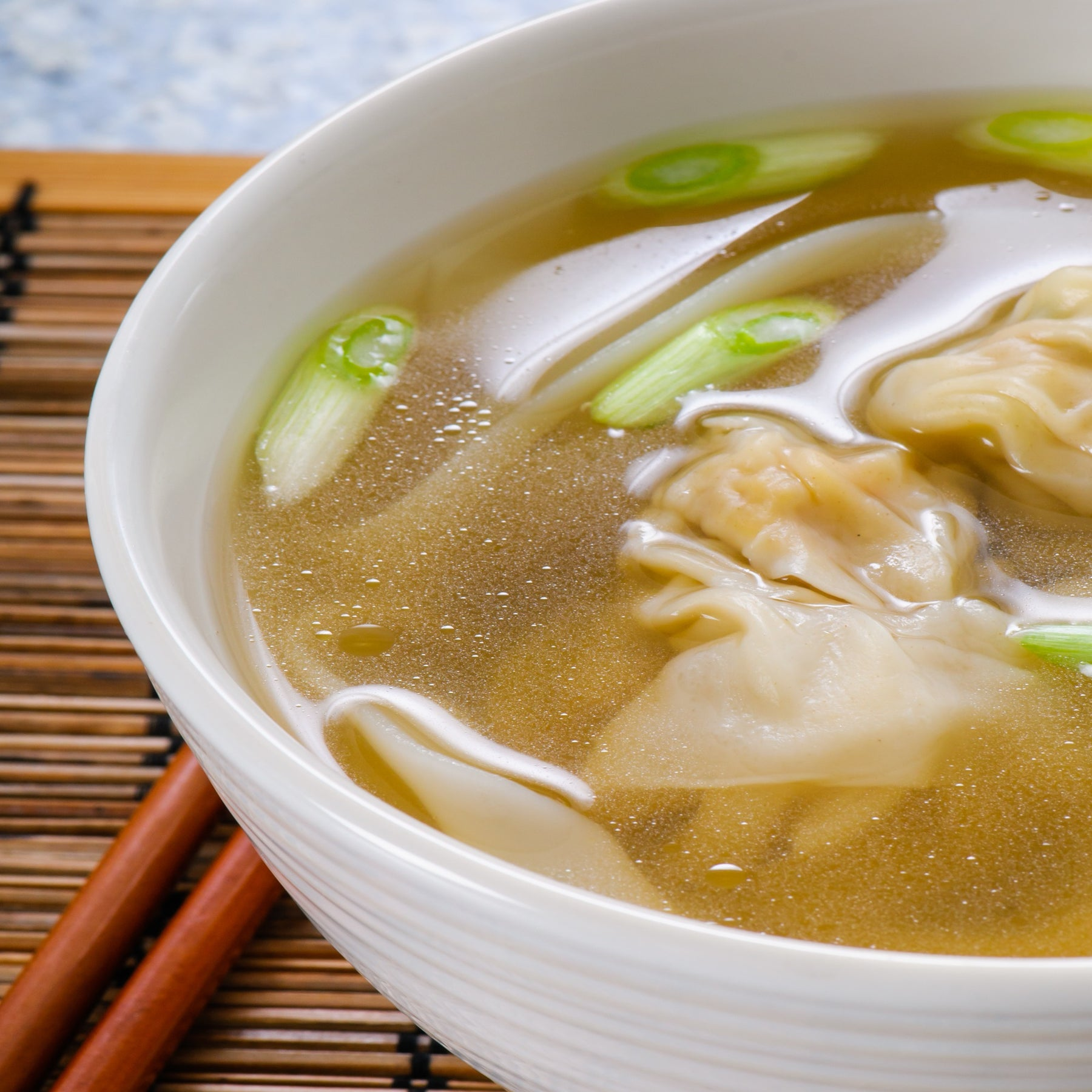 Pork Won Ton Soup
