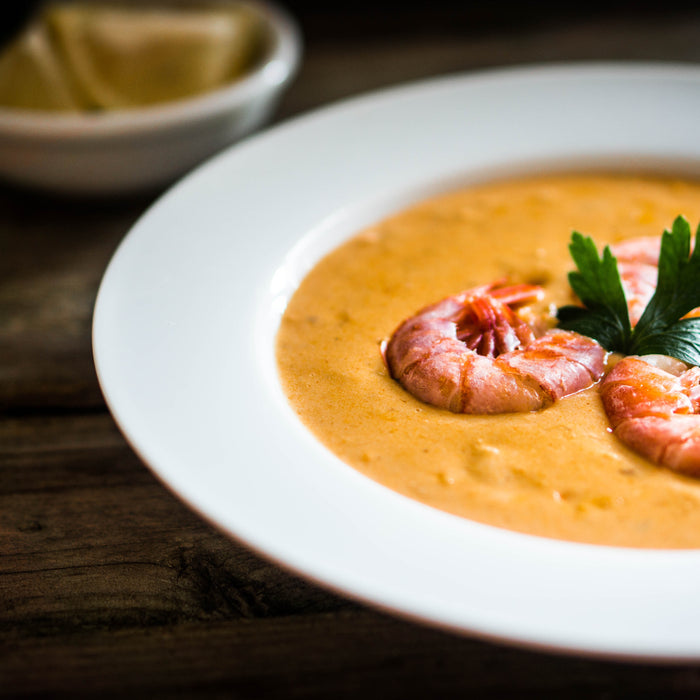 Shrimp Bisque with Sherry
