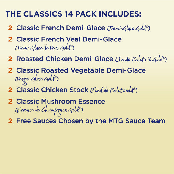Saucemakers Dozen - The Classics 14 Pack