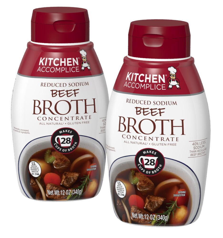 Beef Broth Concentrate 12oz