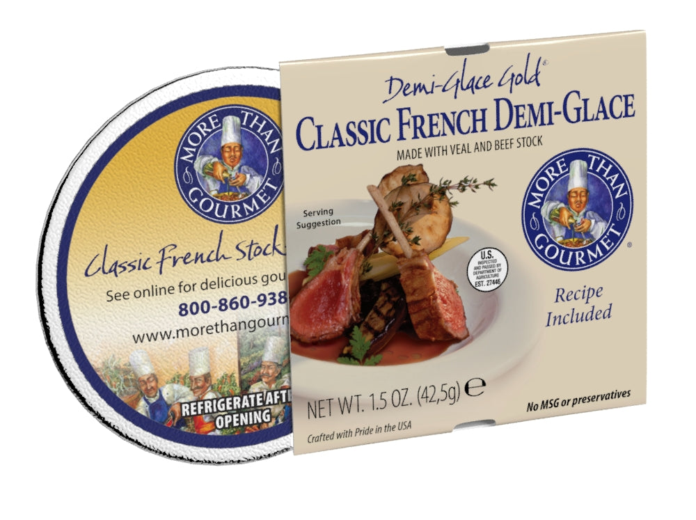 Classic French Demi Glace