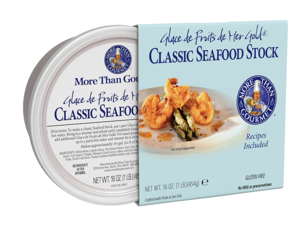 Classic Seafood Stock