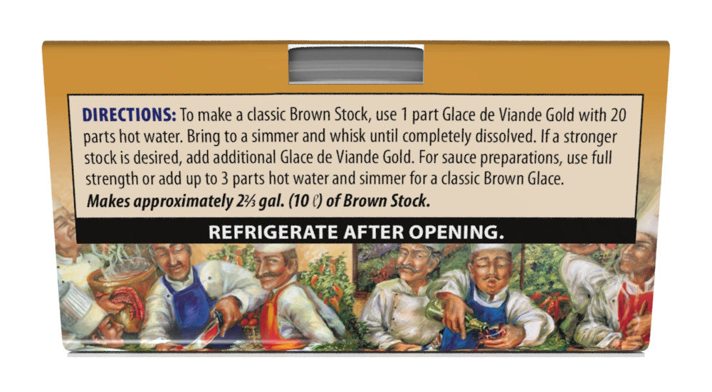 Classic Reduced Brown Stock
