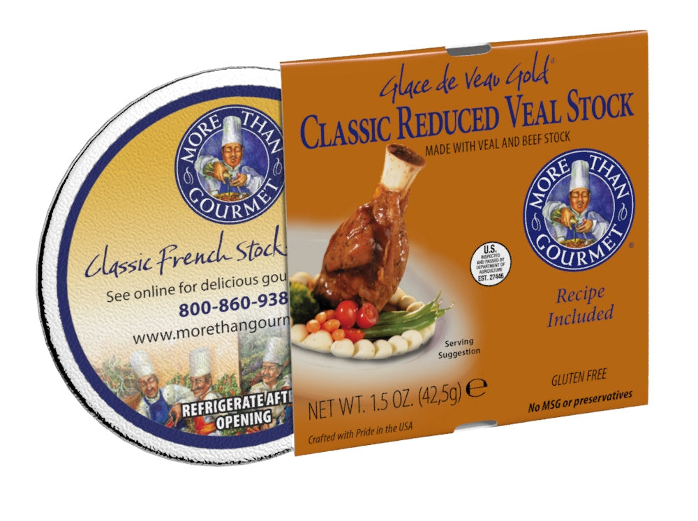 Reduced Veal Stock