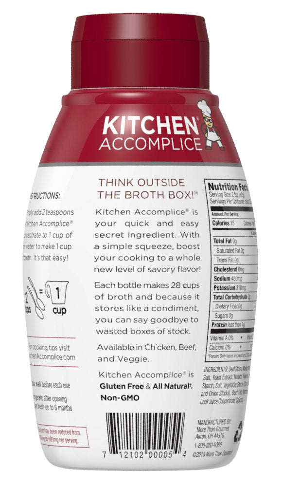 Chicken Broth Concentrate 12oz